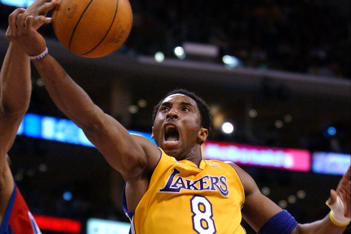 Kobe Bryant was selected by the Lakers at the age of 17 in 1996.