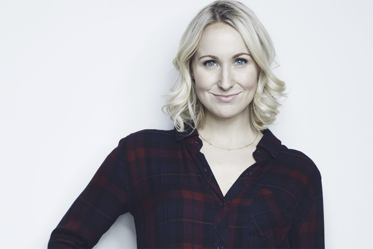 Comedian Nikki Glaser will perform this week in Philadelphia.