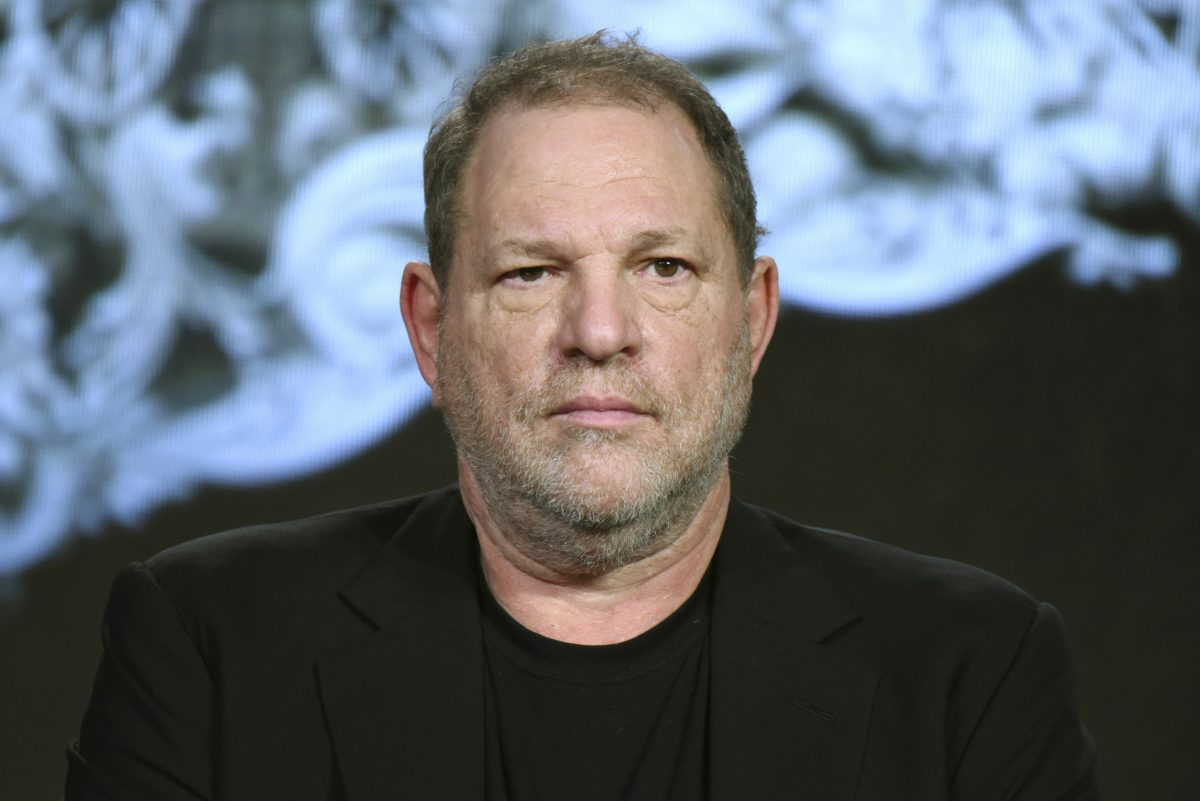 Movie mogul Harvey Weinstein stands accused by a number of actresses of serial sexual harassment.