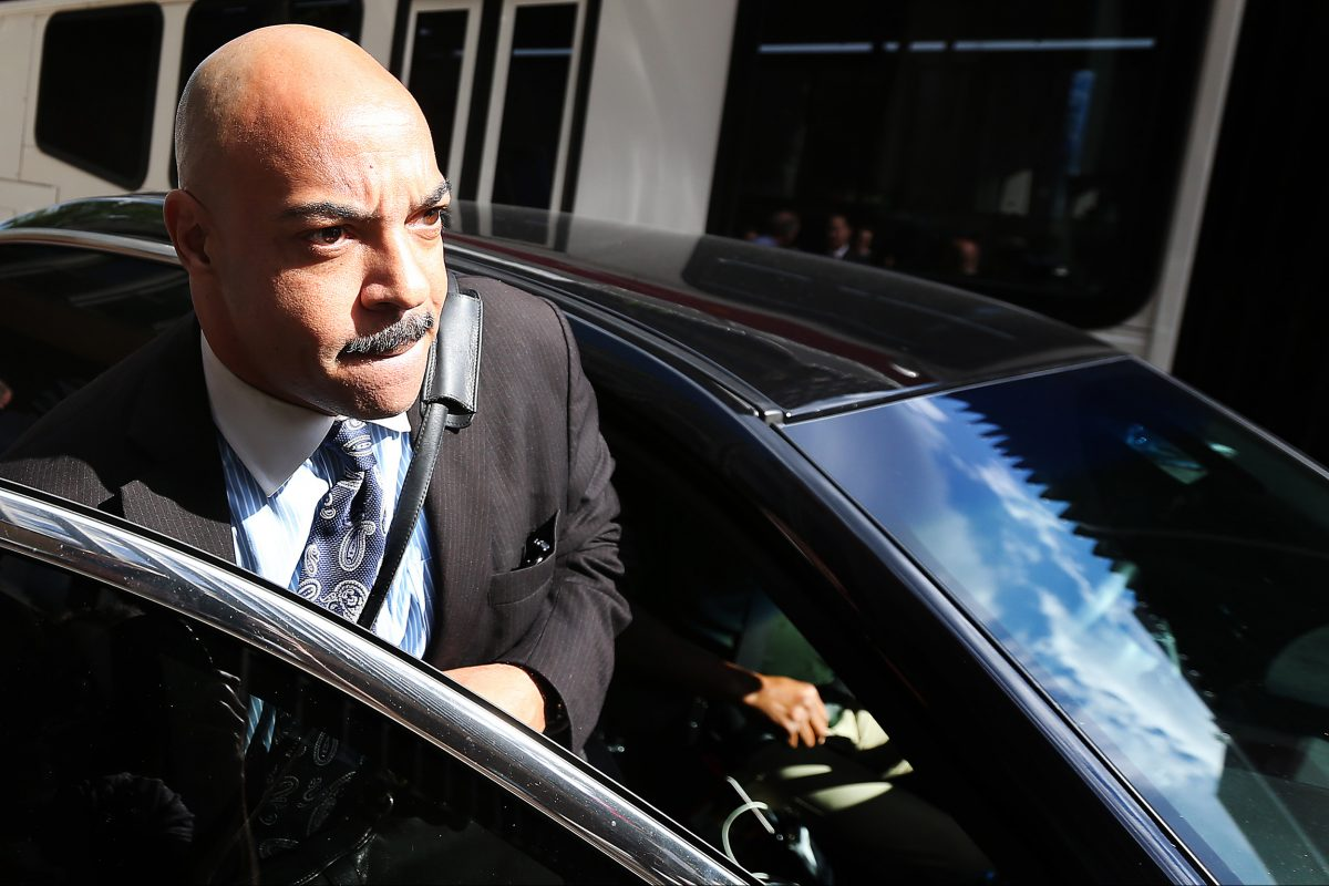 Seth Williams, imprisoned in June, faces sentencing next week. Prosecutors have recommended the maximum five years.