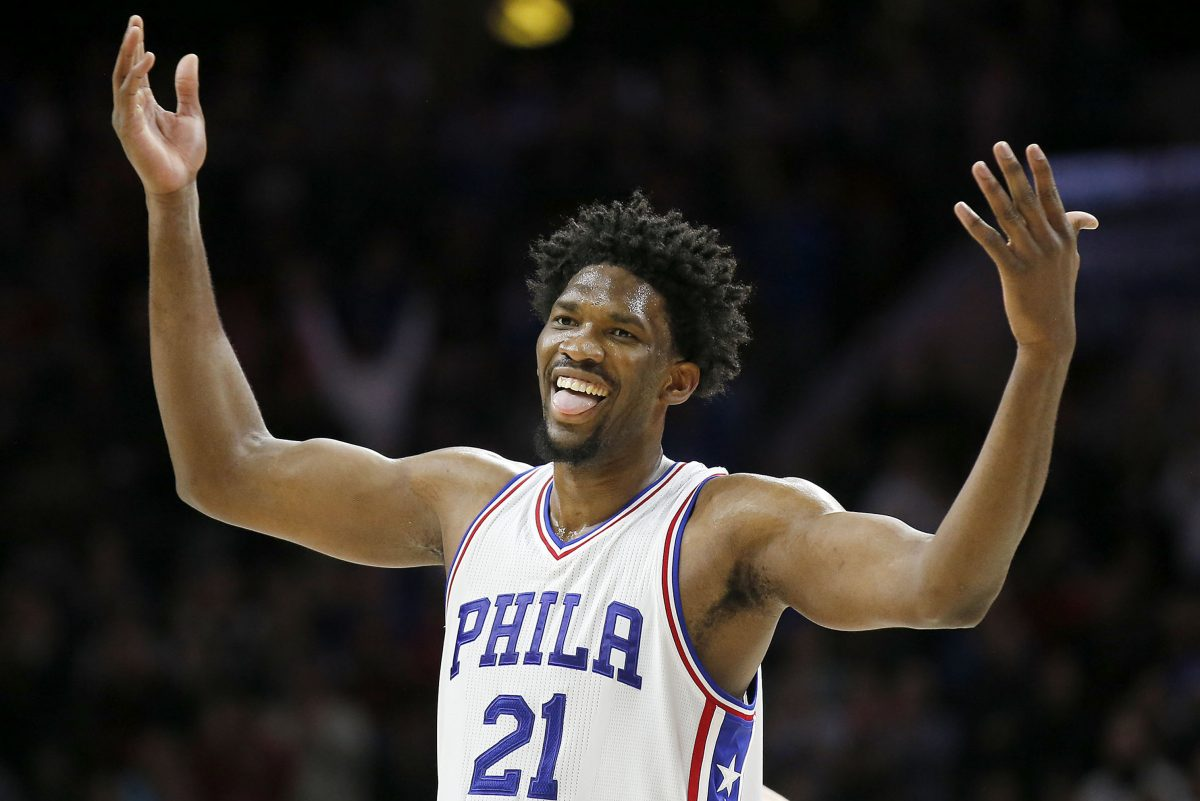 Joel Embiid wants to play more minutes.