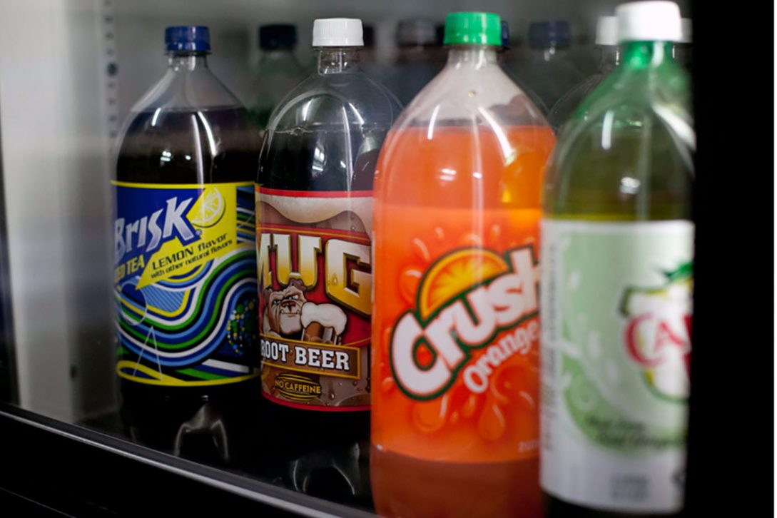 Philadelphia retailers say they are losing money because of the city's beverage tax.