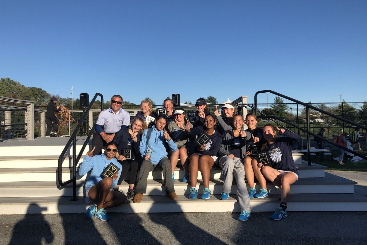The Episcopal Academy girls' tennis team won the Inter-Ac tournament on Tuesday.