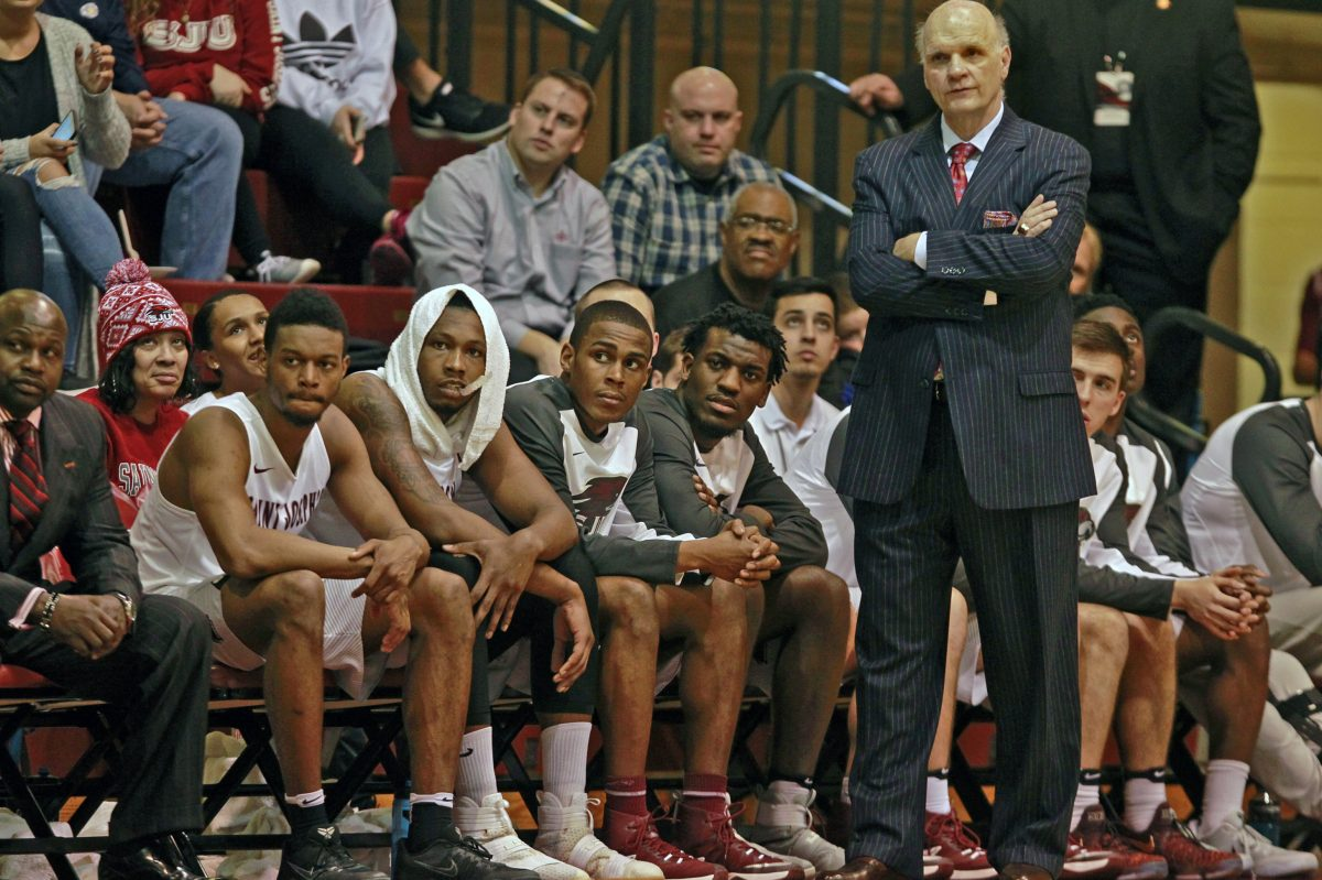 Phil Martelli and his Saint Joseph's Hawks could go from 20 losses to 20 wins.