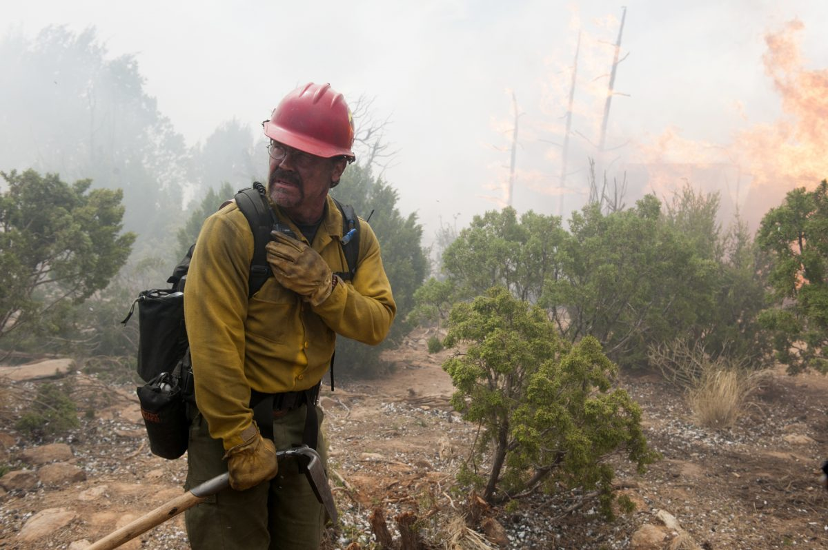 Eric Marsh (Josh Brolin) in 'Only the Brave.'