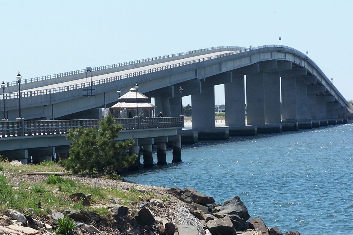 The Cape May County Bridge Commission announced that an E-ZPass toll collection system will be installed to assist in alleviating traffic back-ups on Ocean Drive Bridges. (The Cape May County Bridge Commission)