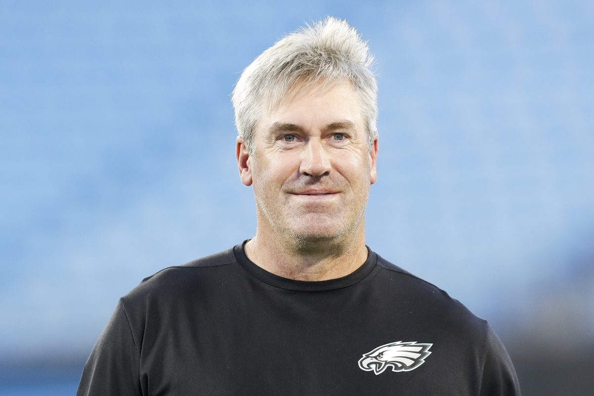 """We can't have any letdowns, setbacks. We've got to be full steam ahead,"" Eagles coach Doug Pederson says."