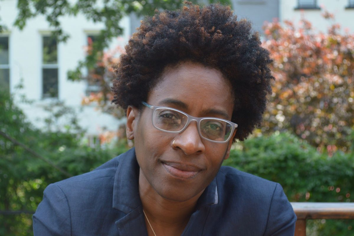 """Jacqueline Woodson is the author of """"Another Brooklyn,"""" selected as the featured reading for One Book, One Philadelphia 2018."""