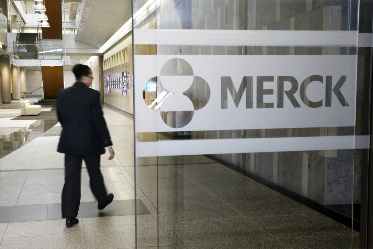 Merck employs more than 12,000 in Pennsylvania, including at manufacturing and research sites in West Point and Upper Gwynedd, Montgomery County.
