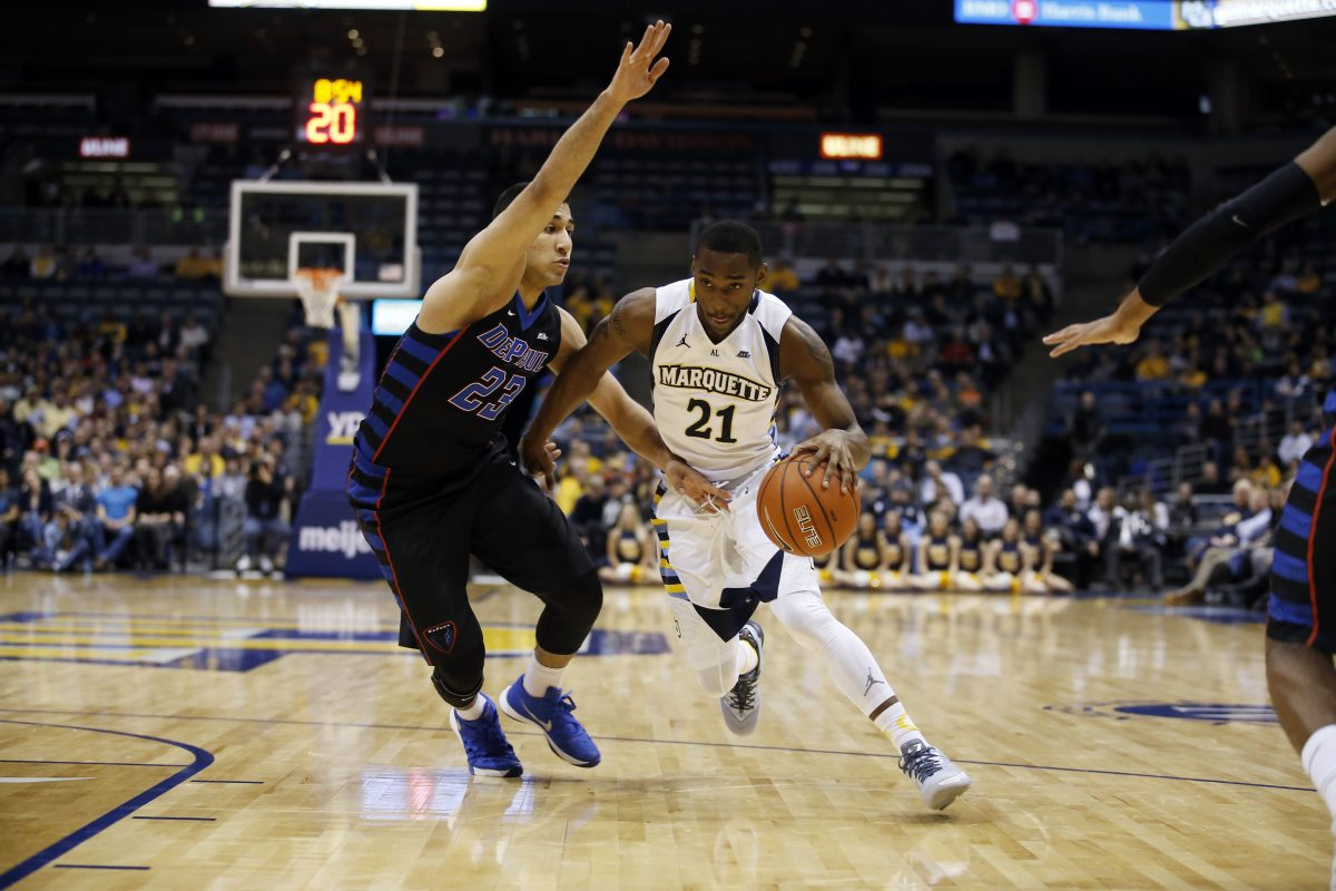 Marquette's Traci Carter, a Philadelphia native, is transferring to La Salle.