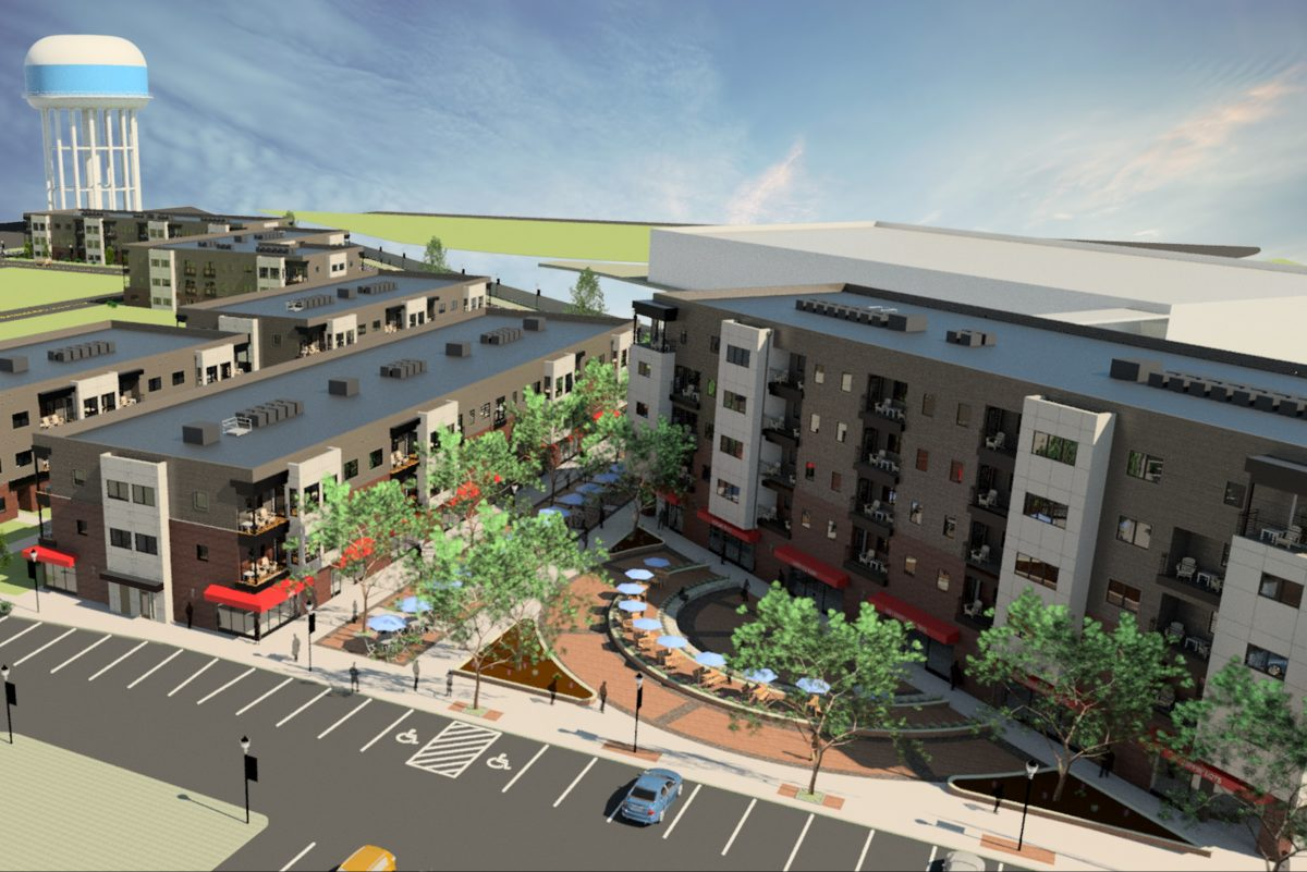 New Apartment Complexes In College Station