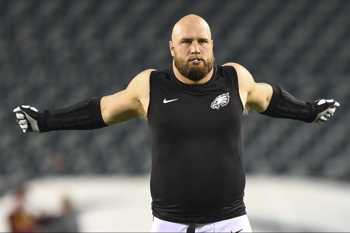 Lane Johnson will stay at right tackle Eagles bring back Taylor
