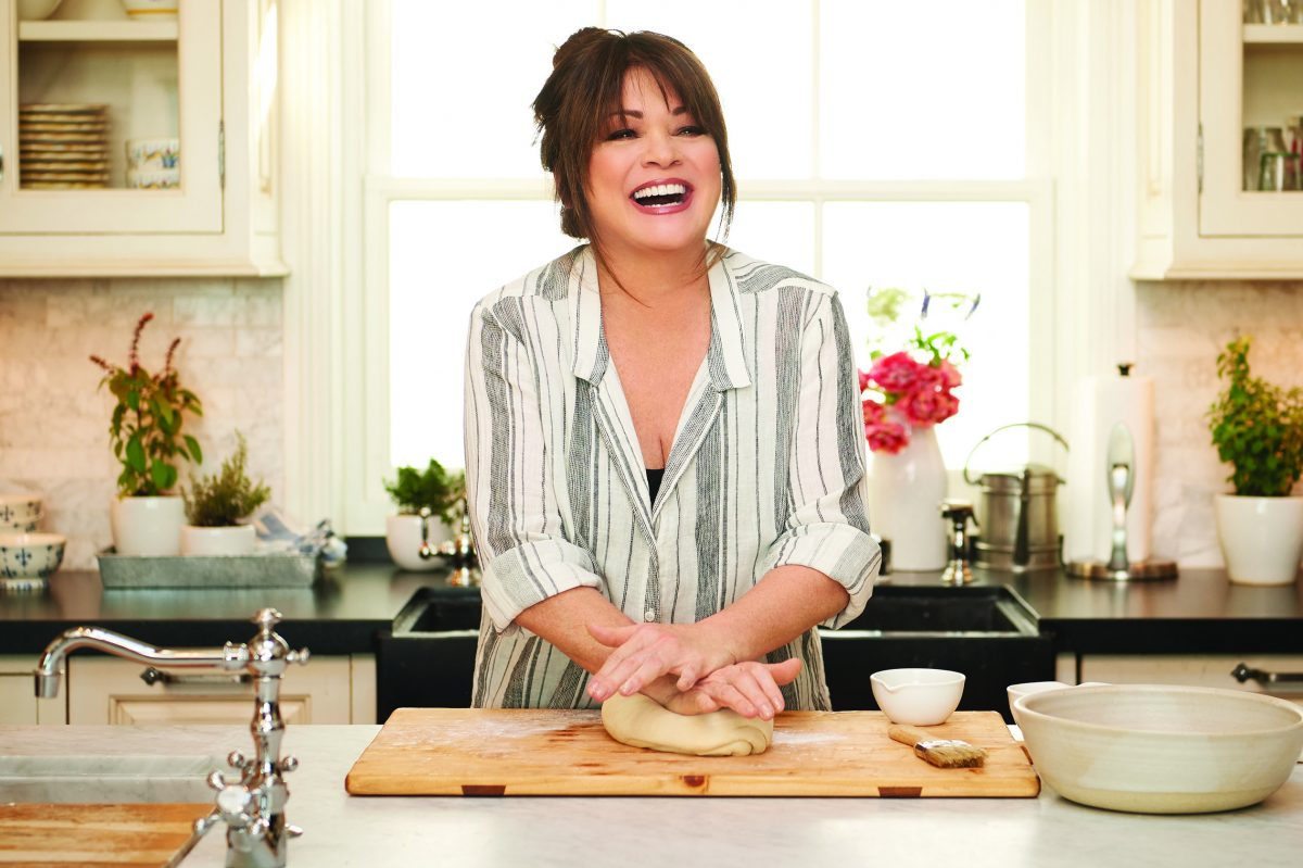 Valerie Bertinelli, once a teen TV sweetheart, cooking up something ...