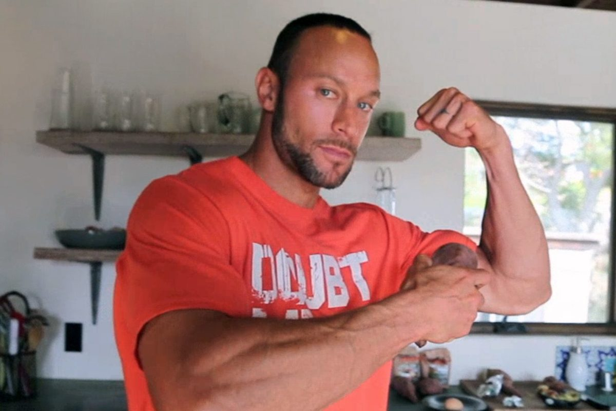 Gabe Kapler Fitness Photo