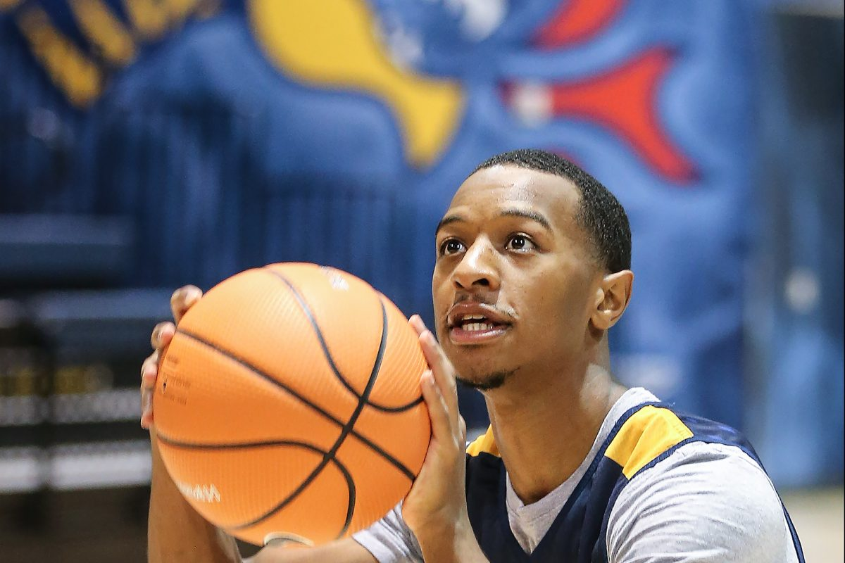 Drexel sophomore guard Kurk Lee.