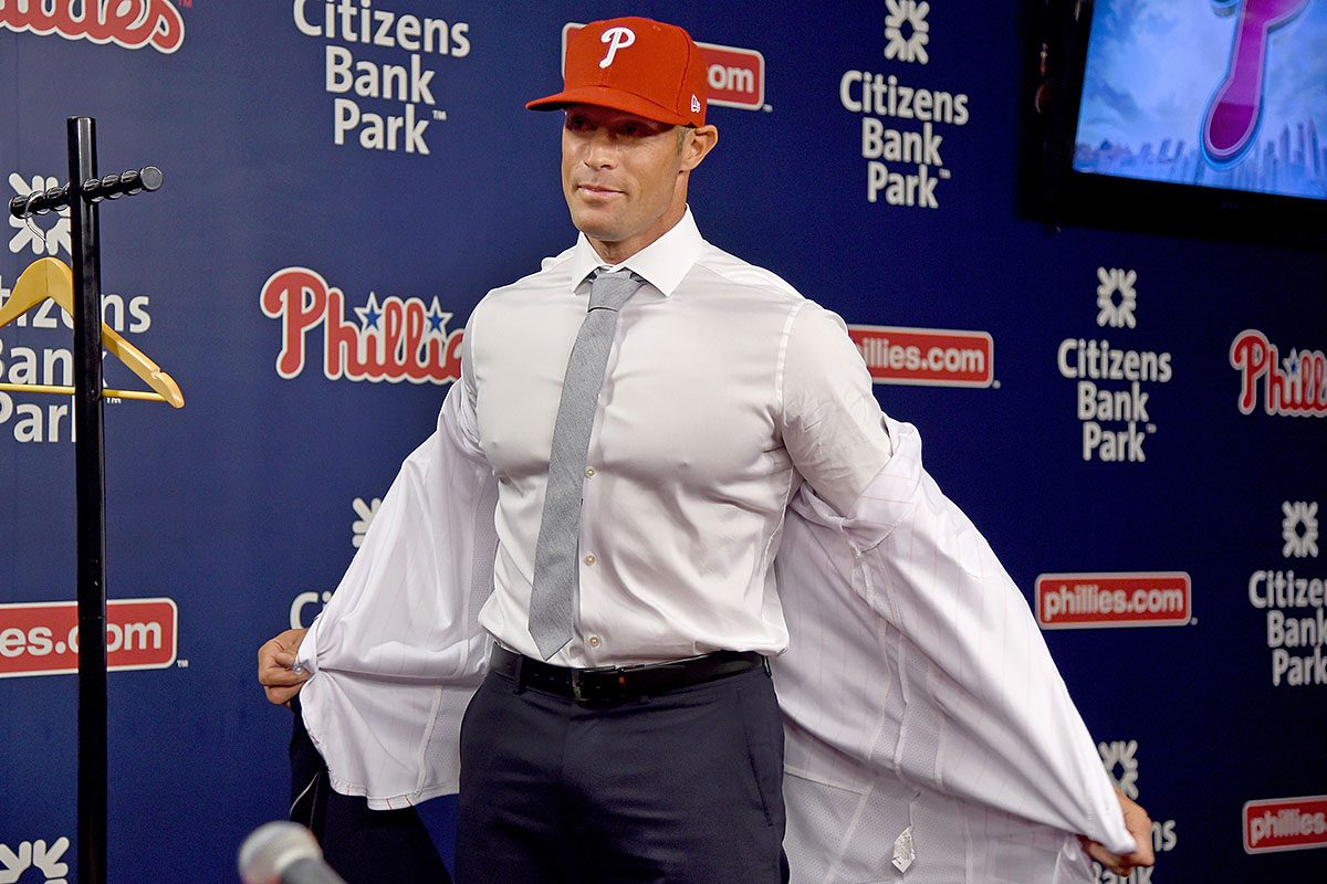 gabe kapler phillies manager be es face of ambitious