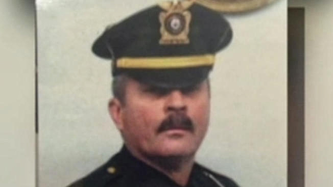 Federal authorities bring bias charges against the former Bordentown police chief , Frank Nucera, for assaulting a handcuffed African American suspect while spewing racial slurs against the suspect and African Americans in general. Photo courtesy NBC10