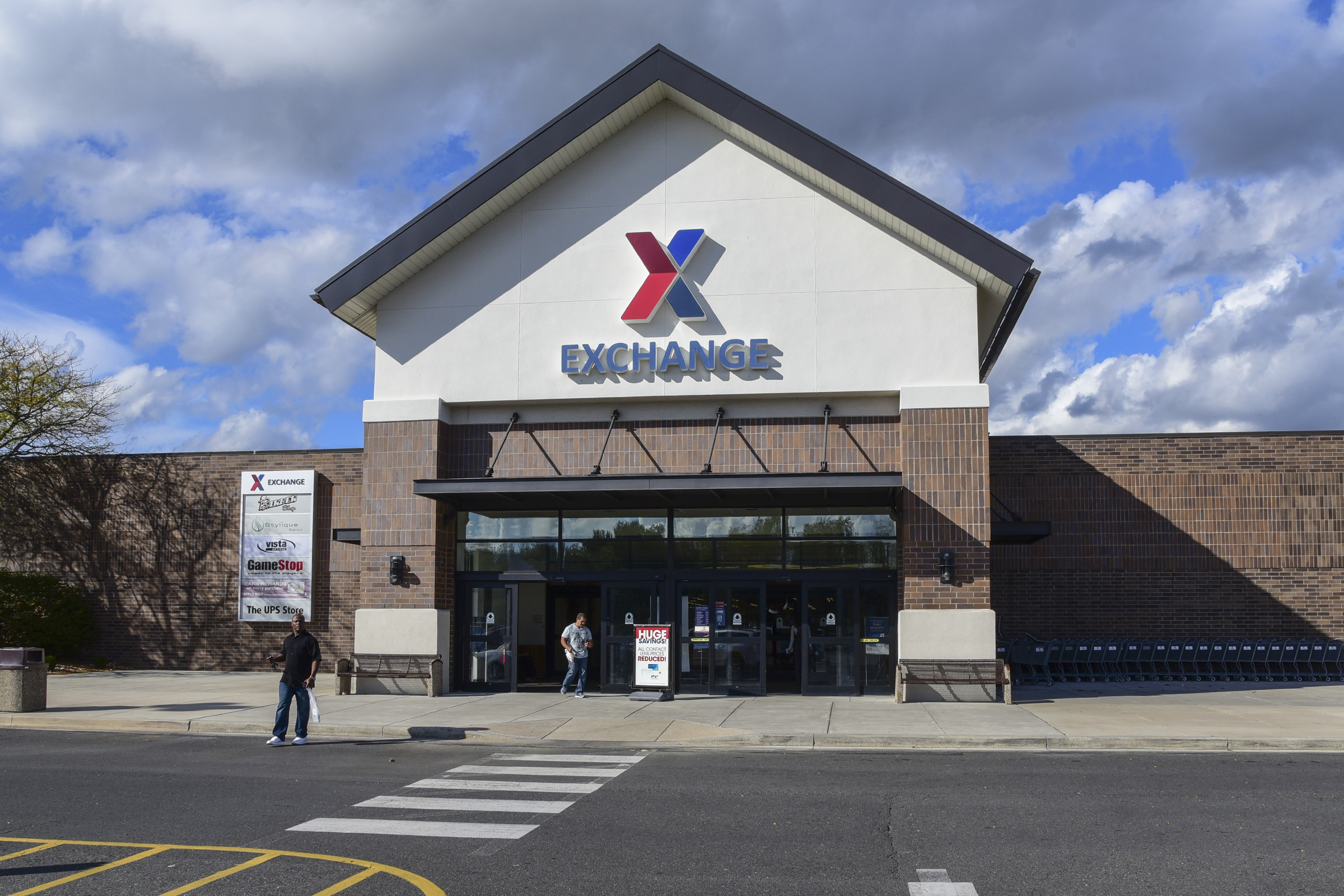 Honorably discharged veterans can shop online tax-free with any AAFES store, such as the one at Joint Base Maguire/Dix/Lakehurst,. The change tales effect this Saturday, on Veterans Day.