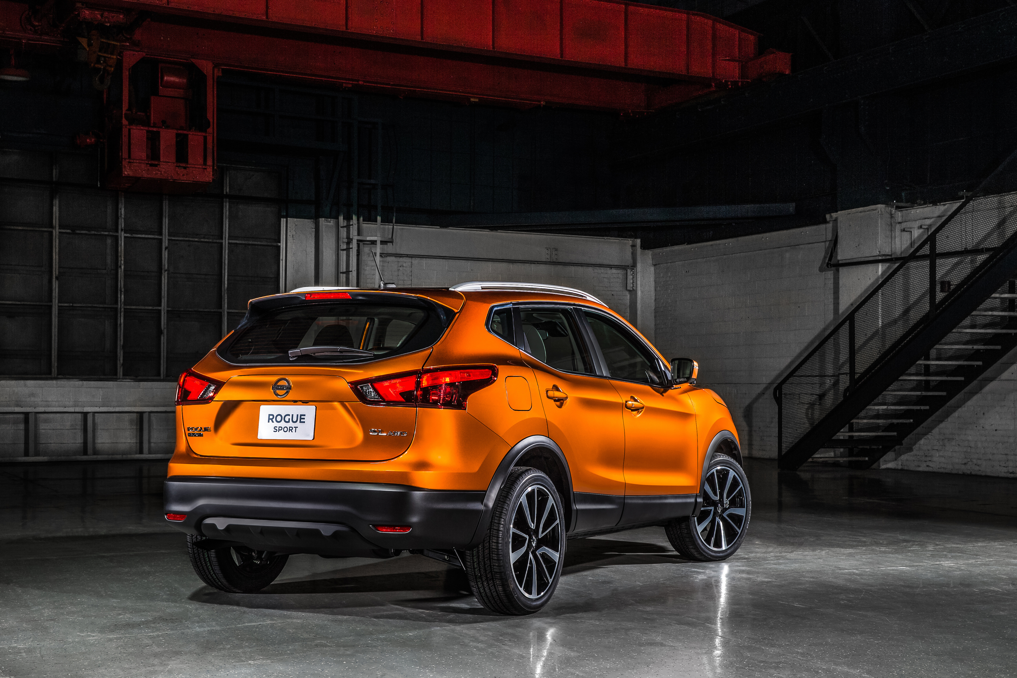 The 2017 Nissan Rogue Sport is more than an extension of the popular Rogue, which accelerated past the Nissan Altima sedan in calendar year 2016 to become Nissanís number one selling model. While sharing the Rogue name, platform and numerous advanced safety and security features, Rogue Sport stands on its own as a stylish, nimble, fun-to-drive and affordable compact SUV.