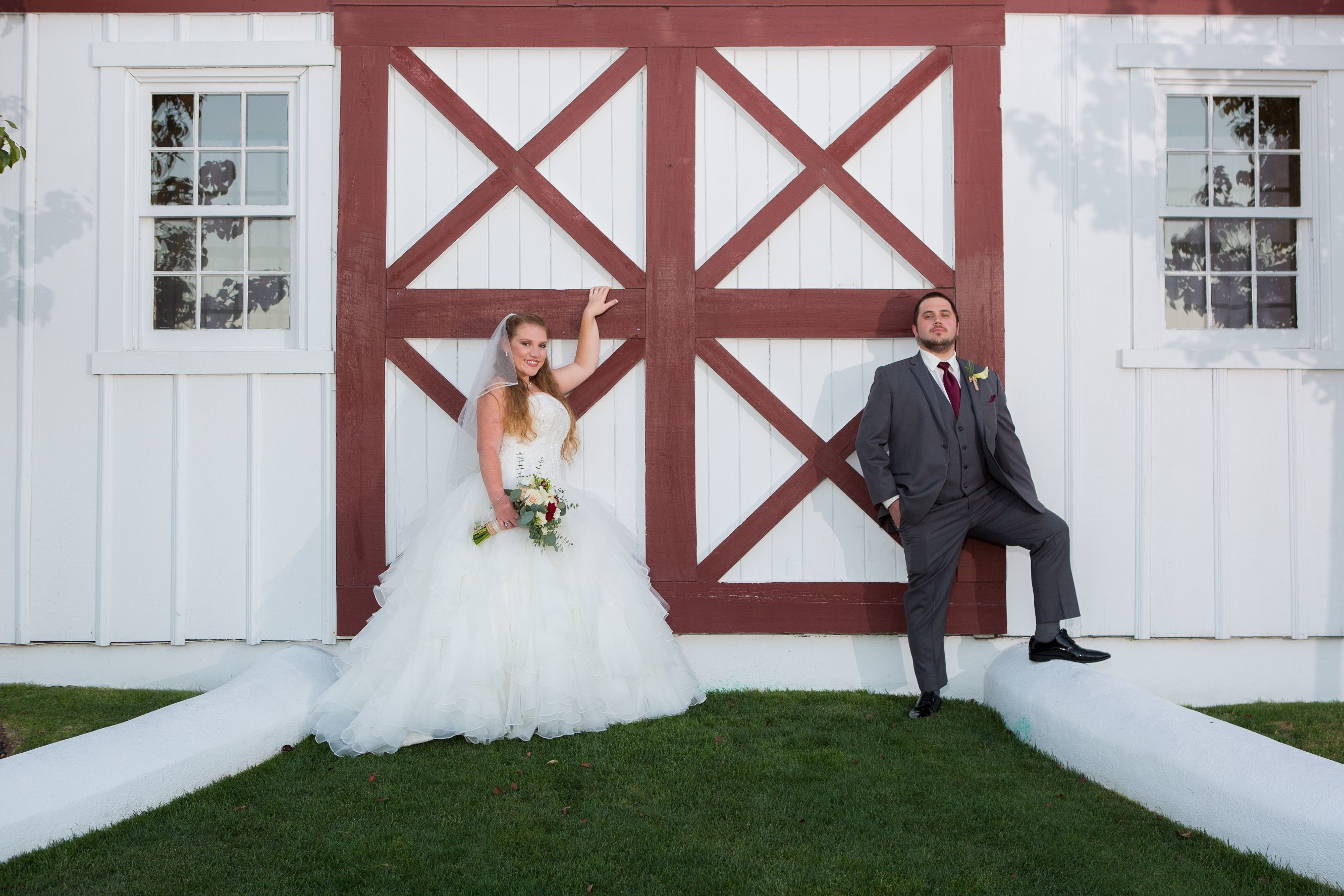 Megan Hunton and Michael Howard.