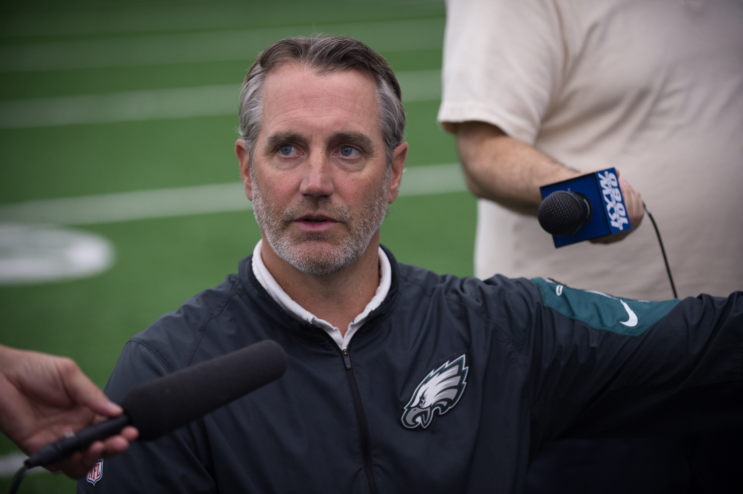 Cory Undlin, the Eagles´ defensive backs coach, says the diversification of the passing game is the greatest change he´s seen in the NFL over his 14 years in the league.