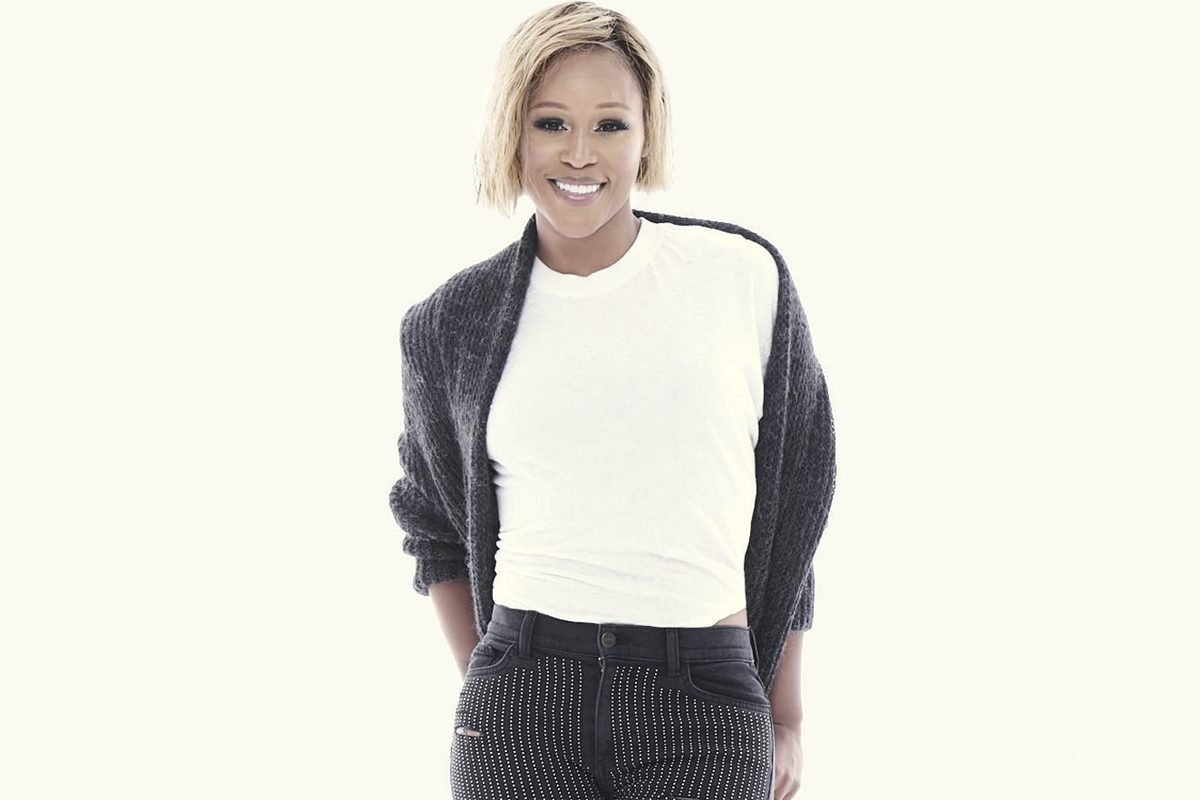 Rapper and Philly native Eve is the latest celeb to join CBS' 'The Talk.'