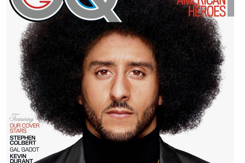 Colin Kaepernick is GQ´s Citizen of the Year