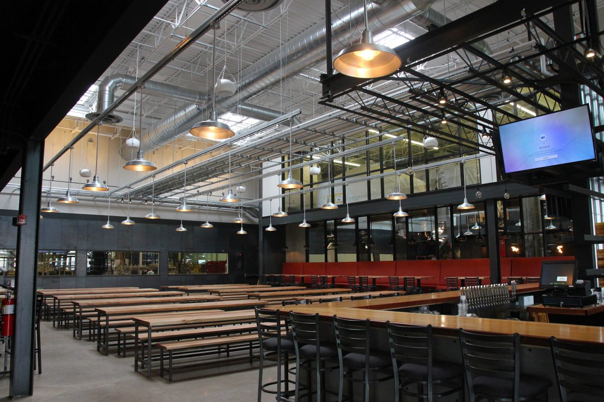 Yards Brewing Opens Its New Home On Spring Garden St Philly