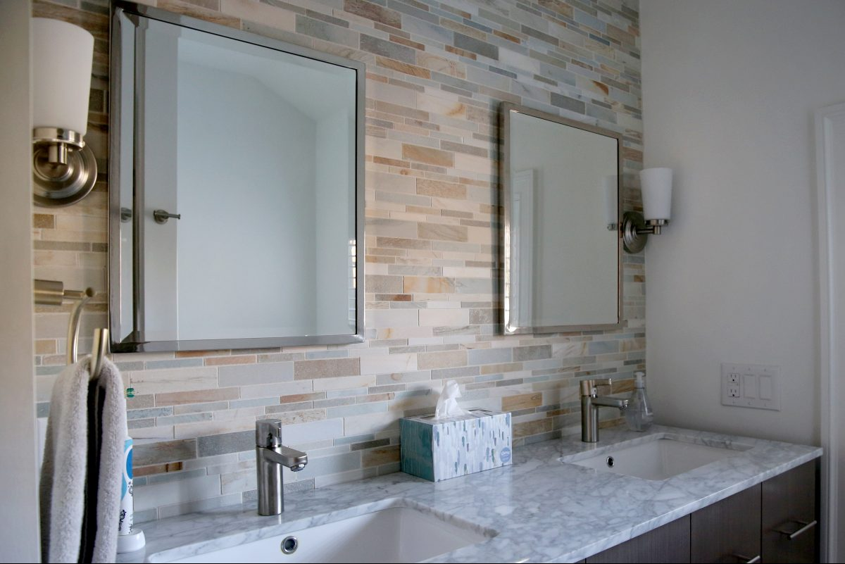 How kitchen backsplashes and bathroom tile can make an artistic how kitchen backsplashes and bathroom tile can make an artistic statement philly dailygadgetfo Choice Image