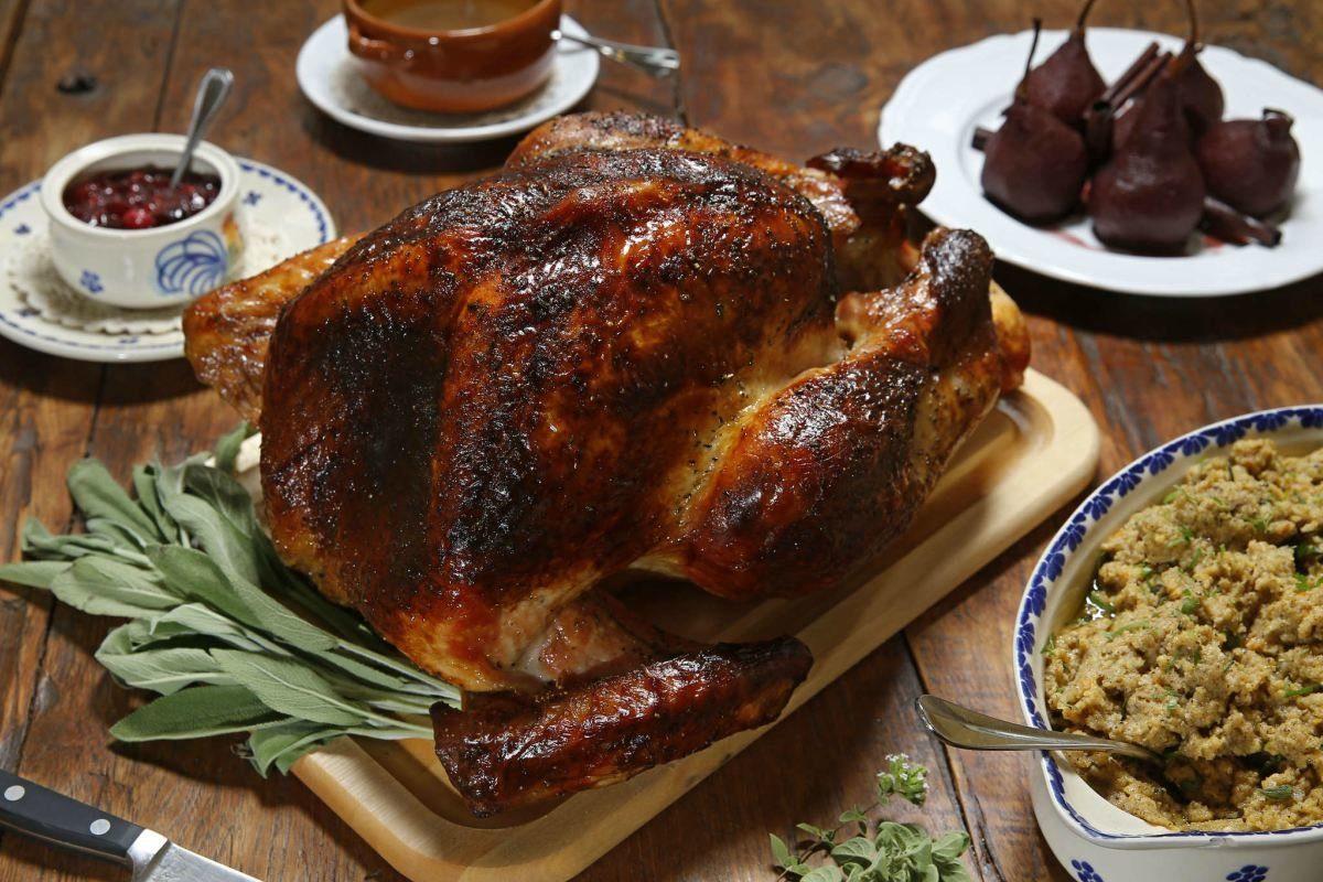 thanksgiving dinner, recipes