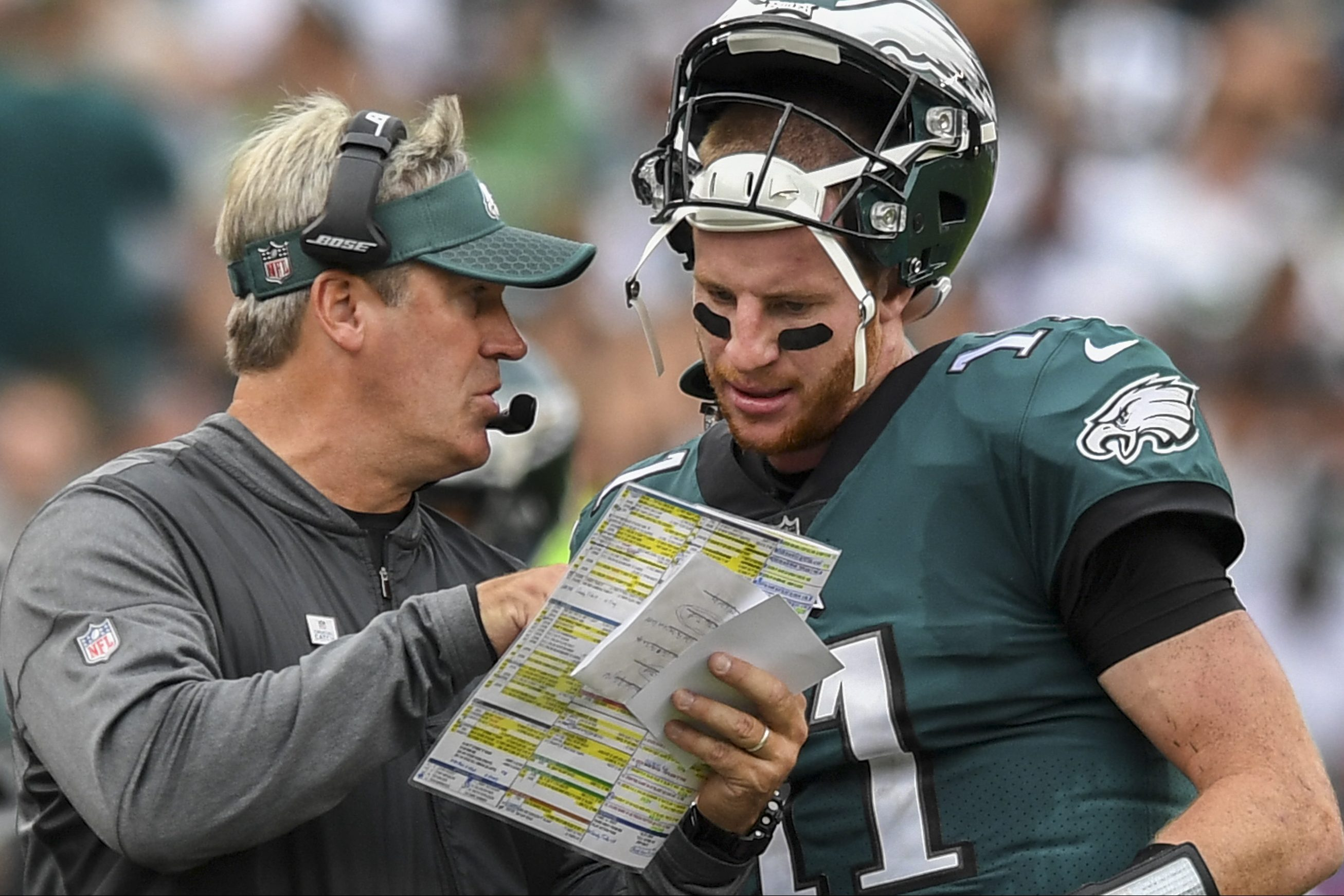 The Eagles´ culture flows from the top down, with Doug Pederson as the source but Carson Wentz as the engine, players say