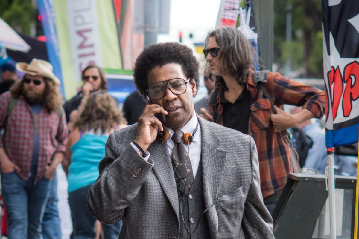 """In """"Roman J. Israel, Esq.,"""" Denzel Washington takes on the role of a lawyer on the autism spectrum."""