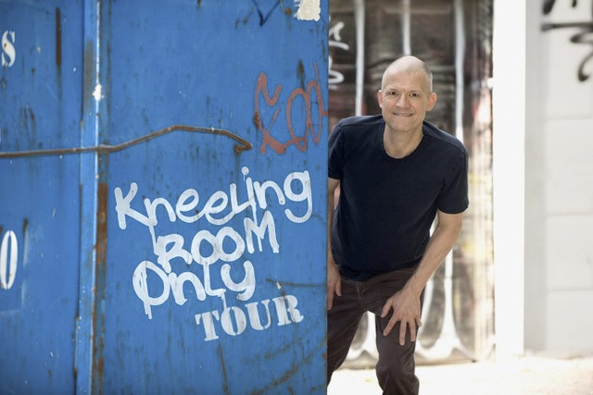 Comedian Jim Norton brings his 'Kneeling Room Only' to Philadelphia on Nov. 30.