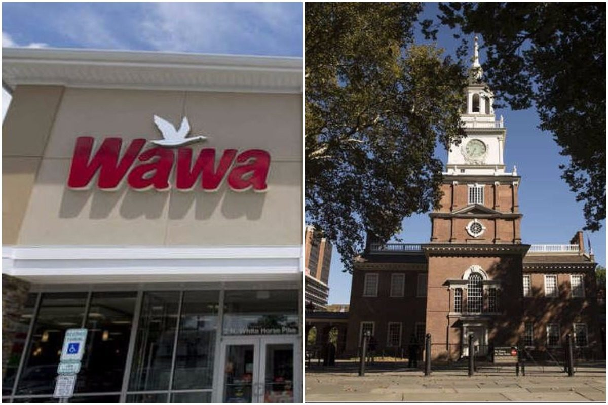 Wawa is eyeing a store near Independence Hall.