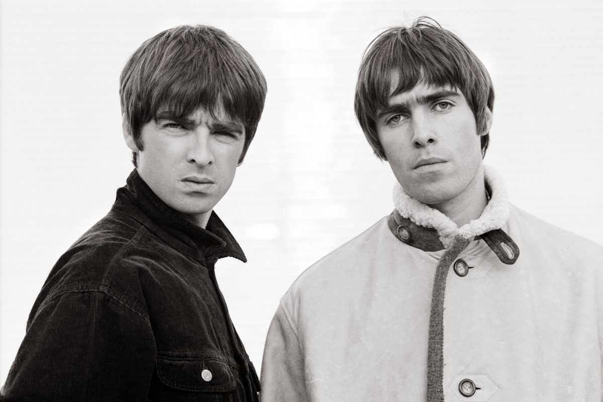 "Noel and Liam Gallagher from the movie ""Oasis: Supersonic."".Credit:"
