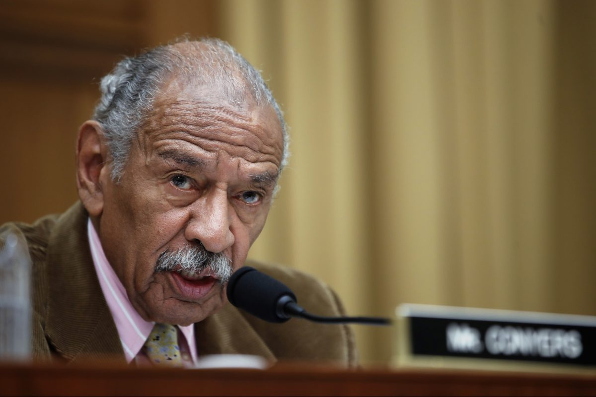 Rep. John Conyers (D., Mich.)