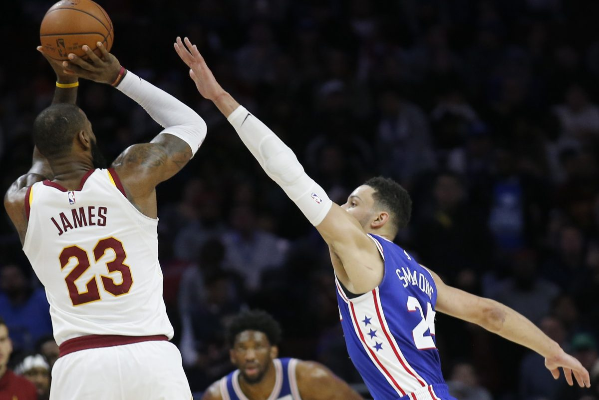 The lessons of sixers cavs simmons lebron philly nvjuhfo Gallery