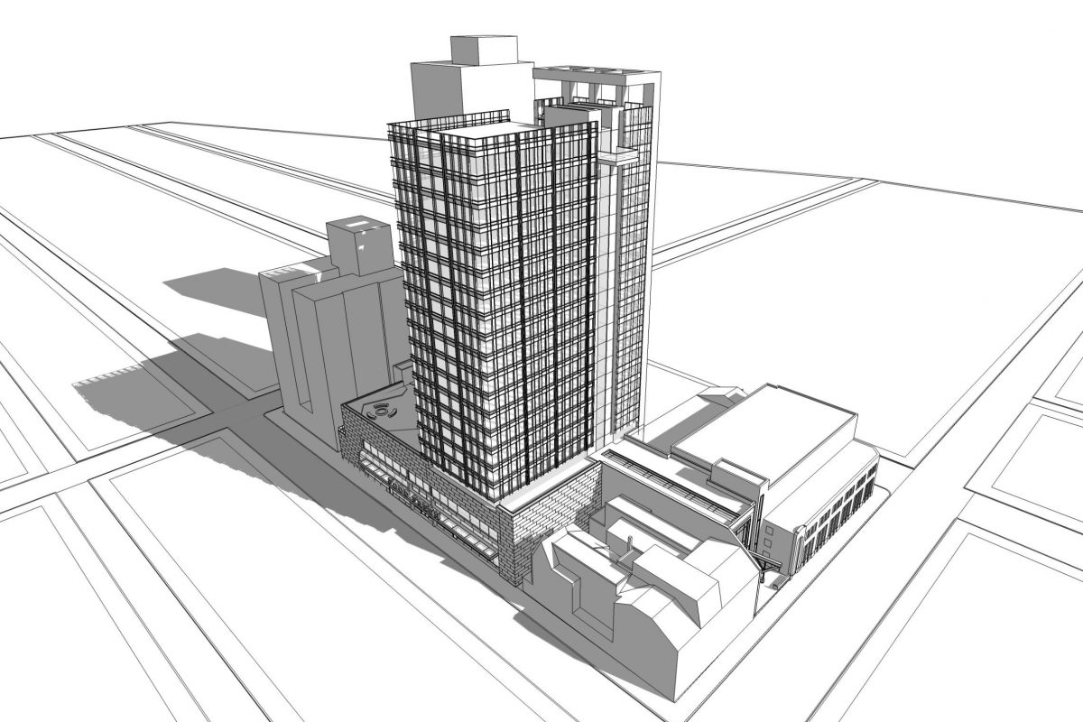 Boyd Theatre Site Apartment Plan Scaled Back Amid Philly