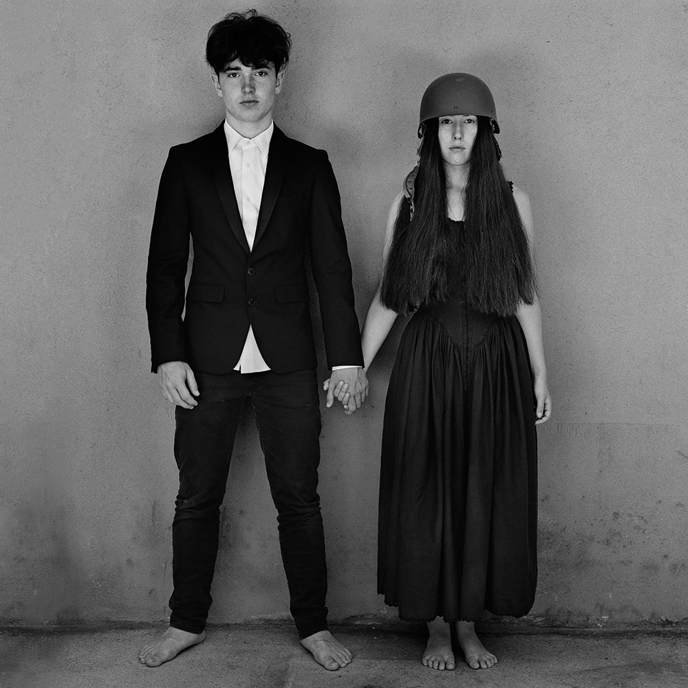The album cover for U2´s ´Songs Of Experience´
