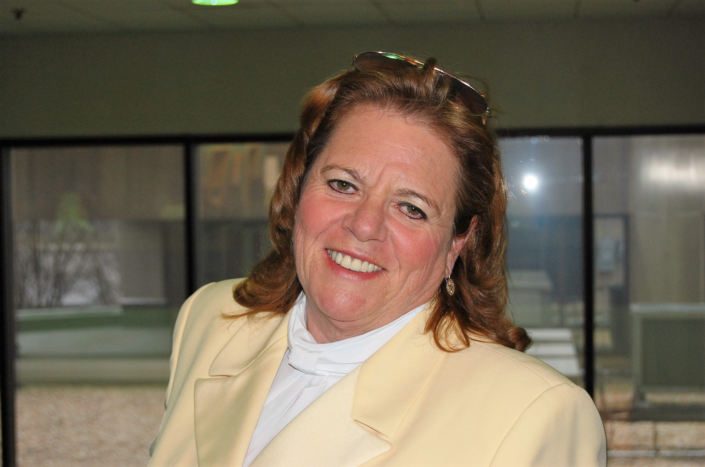 MS patient Janet Grieco believes vein-widening procedures helped her