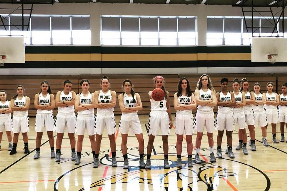 The Archbishop Wood girls' basketball team heads into the 2017-18 season with its highest national ranking in school history at No. 15.