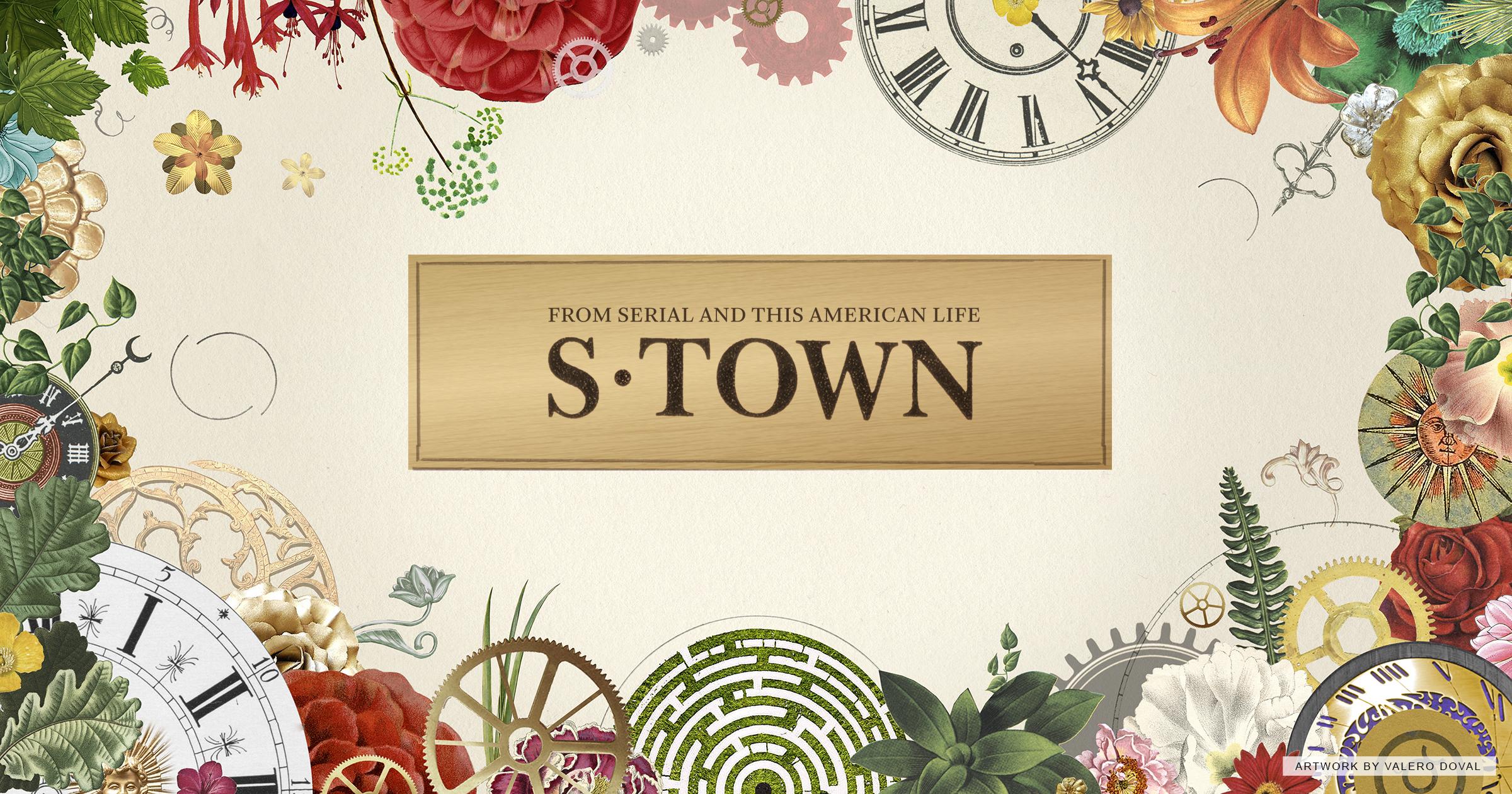 S-Town logo