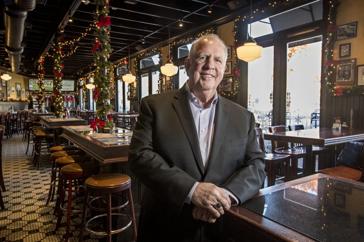 During the summers, when Bob Platzer, chief executive and president of P.J.W. Restaurant Group, was a boy growing up Jersey, he'd go to work with his father. On the way home, they'd stop at a bar. The friendliness of it appealed to Platzer long before he hit legal drinking age. Now he owns 20 restaurants, including the P.J. Whelihan's in Haddon Township.