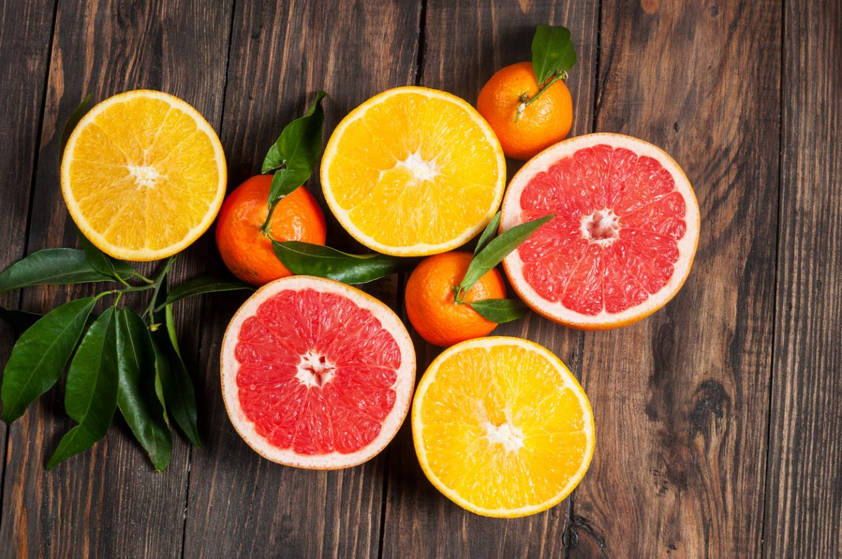 Grapefruit and other citrus can be just the thing to beat the winter blahs.