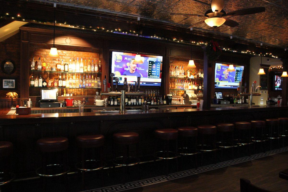 Bar at Ryan's Pub, 4301 Main St.