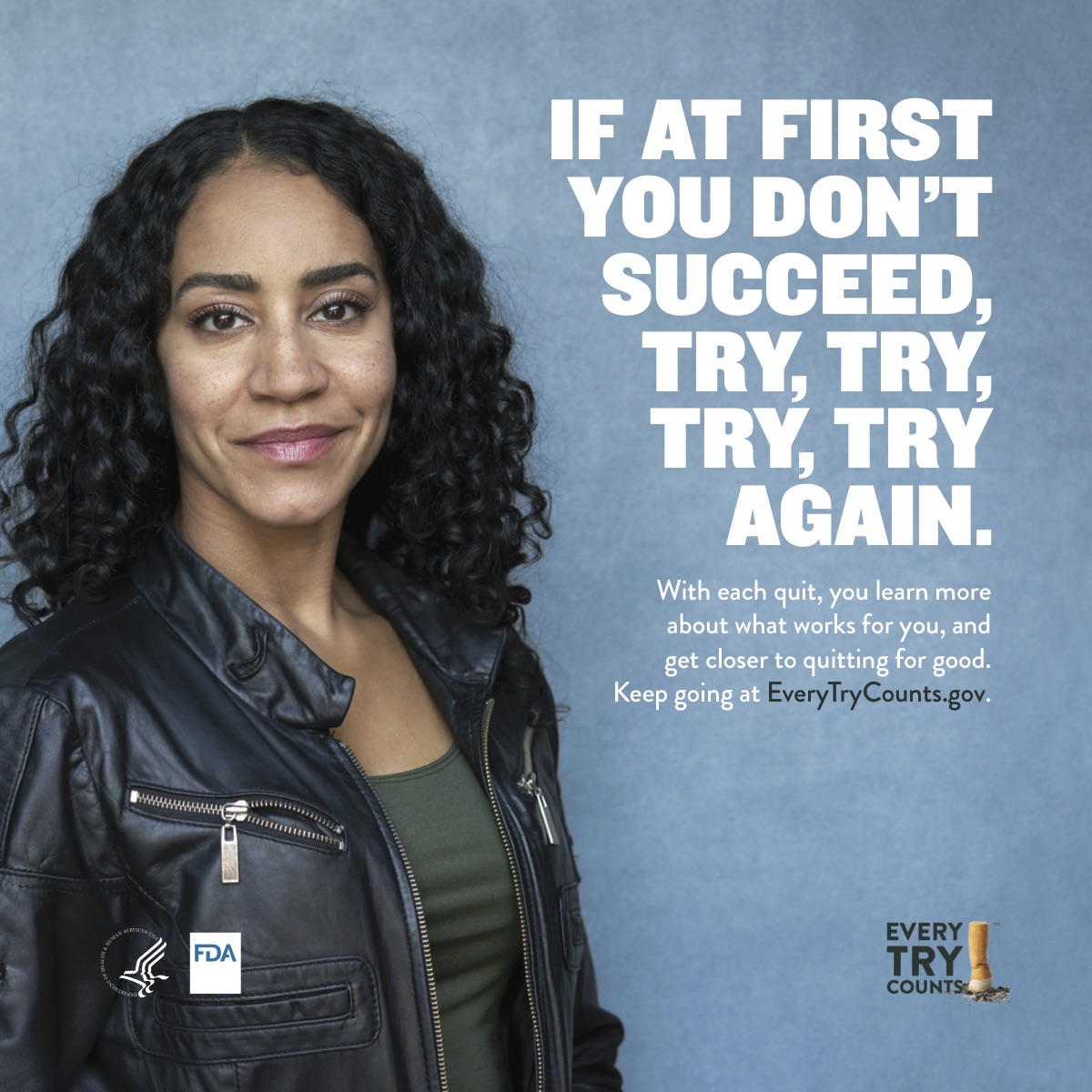 The FDA´s new anti-smoking ads will run in and around stores that sell cigarettes.