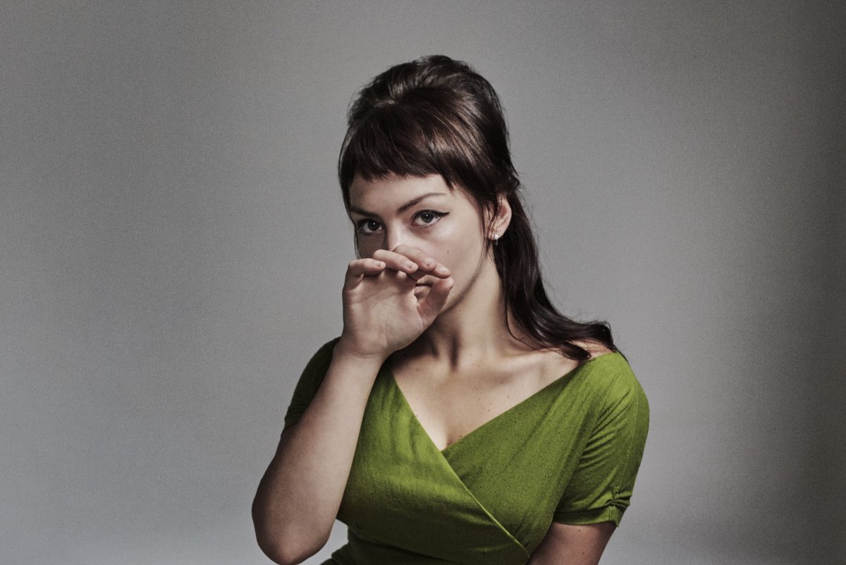 Angel Olsen´s new album is ´Phases.´ She played Union transfer on Tuesday and returns on Wednesday night.