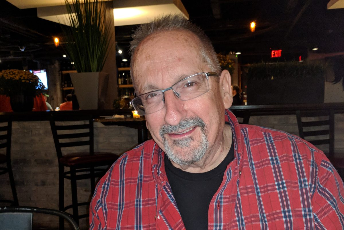 David Bonanno died in early December after more than 40 years at the Philly-headquartered American Poetry Review.