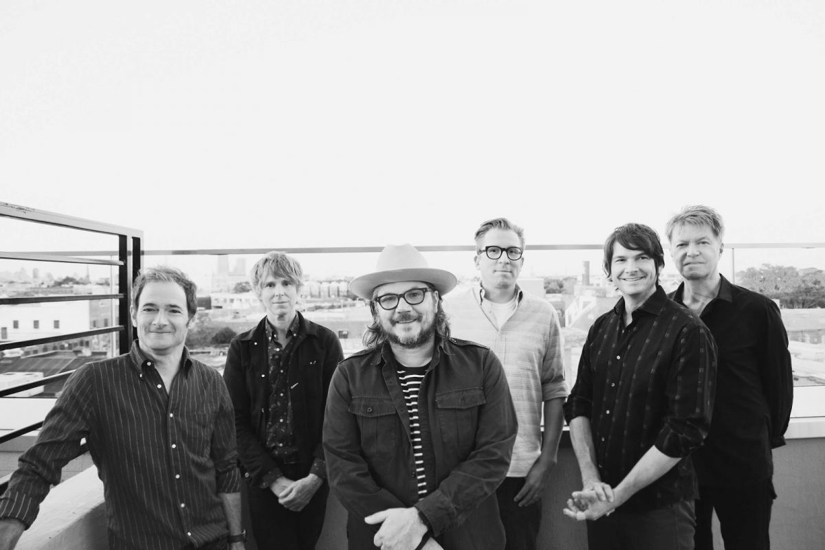 Wilco has reissued their early albums 'A.M.' and 'Being There'