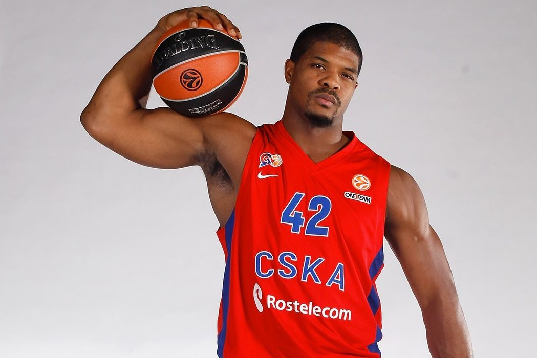 Former Timber Creek star Kyle Hines plays for powerhouse CSKA Moscow